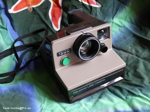 Polaroid 1500