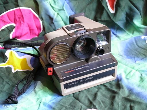 Polaroid 4000 Sonar