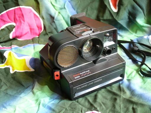 Polaroid 5000 Sonar