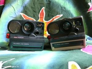 Polaroid 5000 und 4000